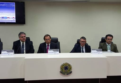 Seminário Internacional - Combate à Corrupção um Compromisso do Judiciário